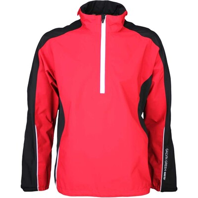 Galvin Green Waterproof Golf Jacket ACTION Electric Red