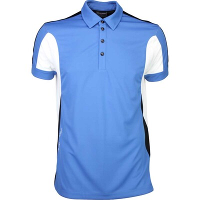 Galvin Green Golf Shirt MARLOW Ventil8 Imperial Blue SS16