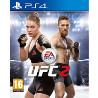 Image of EA Sports UFC 2