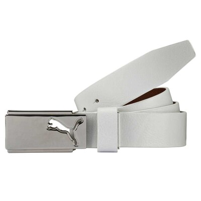 Puma Golf Belt High Flyer CTL White AW16