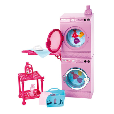 Barbie Glam Furniture Set   Laundry