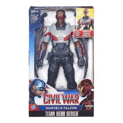 Marvel Titan Hero Series Marvels Falcon Electronic Figure