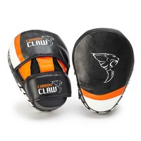 Carbon Claw Sabre TX-5 Synthetic Leather Curved Hook and Jab Pads