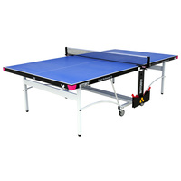Butterfly Spirit 19 Rollaway Indoor Table Tennis Table - Blue