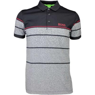 Hugo Boss Golf Shirt 8211 Paddy Pro 2 Black PF16