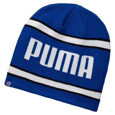 Puma Golf Beanie PWRWARM Stripe Surf the Web AW16