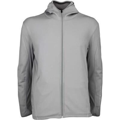 Galvin Green Golf Jacket DANTE Hooded Insula Steel Grey AW16