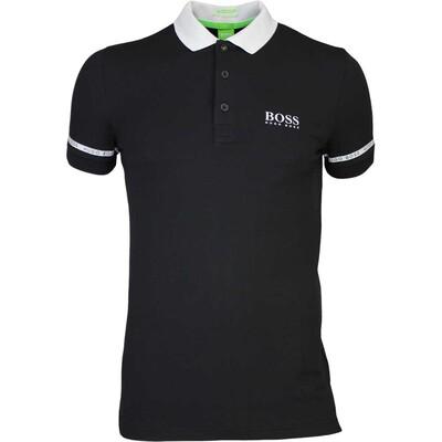 Hugo Boss Golf Shirt Paule Pro Black FA16
