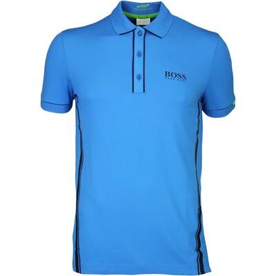 Hugo Boss Golf Shirt Paddy MK 1 Blue Aster FA16