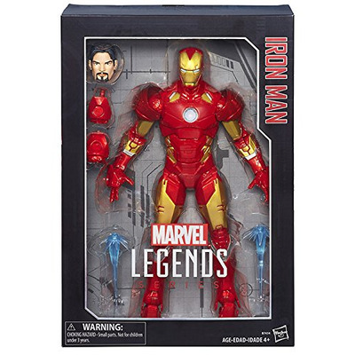 Avengers Marvel Legends Series   12 Inch Iron Man