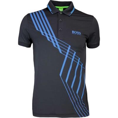 Hugo Boss Golf Shirt Paule Pro 4 Black FA16