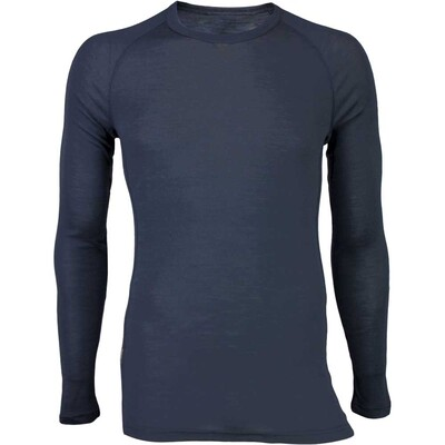 Icebreaker Base Layer Everyday LS Crew Stealth AW16
