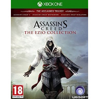 Image of Assassins Creed The Ezio Collection
