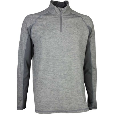 Puma Golf Pullover Core Popover Grey Heather AW17