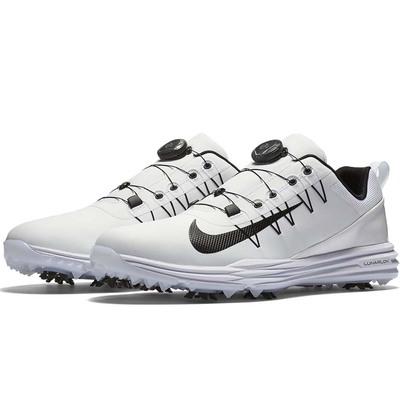 Nike Golf Shoes Lunar Command 2 BOA White 2018