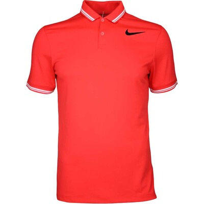 Nike Golf Shirt NK Dry Tipped Max Orange SS17