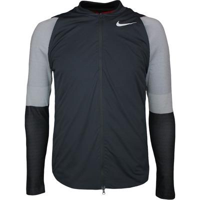 Nike Golf Jacket Zoned Aerolayer Black SS17