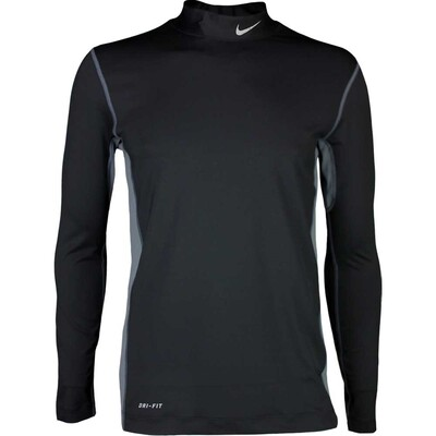 Nike Golf Shirt Core Base Layer Black SS17