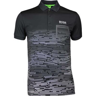 Hugo Boss Golf Shirt Paule Pro 2 Black SP17