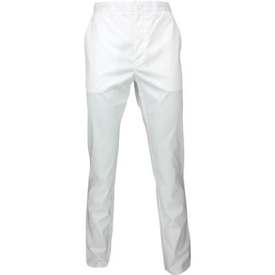 Lyle Scott Golf Trousers Fidra Chino White SS17