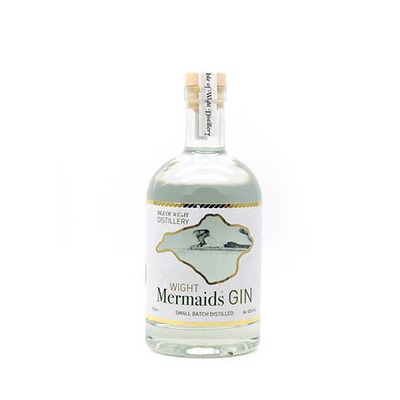 Wight Mermaids Gin 70cl