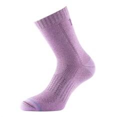 Image of 1000 Mile All Terrain Ladies Walking Socks - Pink, UK 3 - 5.5
