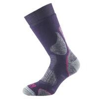 1000 Mile 3 Season Performance Ladies Socks - UK 6 - 8.5