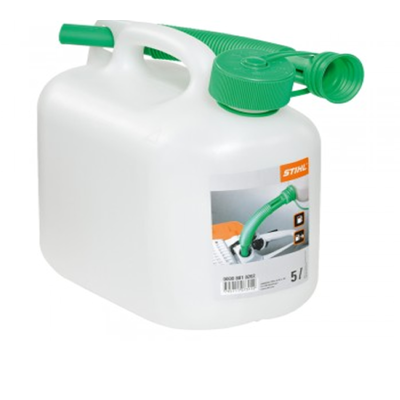 Stihl Stihl Genuine 5L Transparent Fuel Can 0000 881 0232