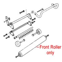 Allett Kensington 20K Front Roller F016A75795