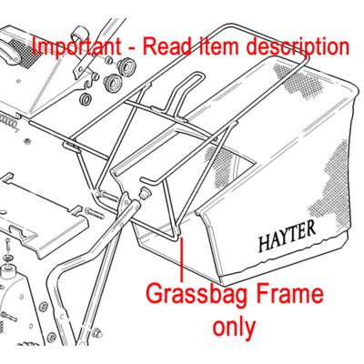 Hayter Hayter Ranger 53 Grassbag Frame SA3015580
