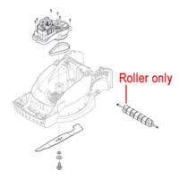 Mountfield Princess 34 Roller Complete 322670018/0
