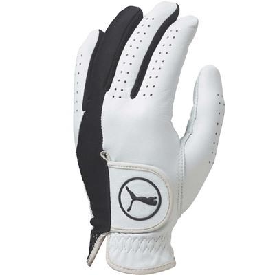 Puma Golf Glove Pro Formation Hybrid White Black AW17