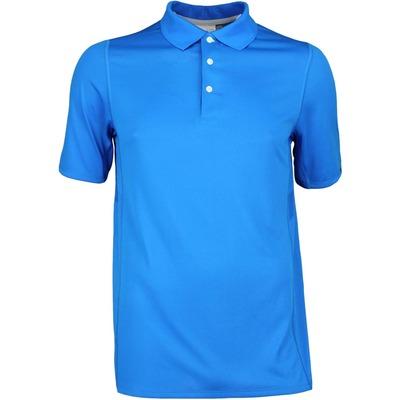 KJUS Golf Shirt SEAPOINT Palau Blue SS17