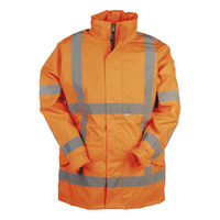 Image of Boorne Siopor Ultra 350 High Vis Rain Jacket