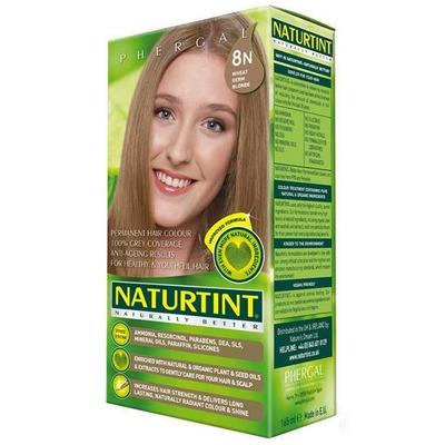 Naturtint Permanent Natural Hair Colour 8N Wheat Germ Blonde 170ml
