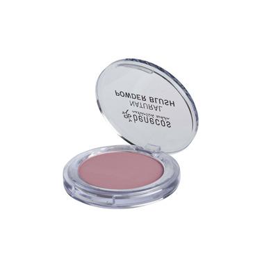 Benecos Natural Blush Powder Mallow Rose 5.5g