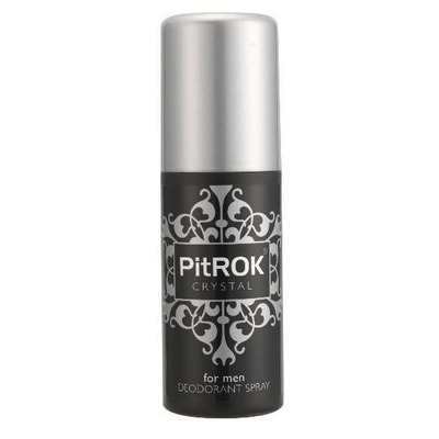PitRok Fragranced Mens Deodorant Spray 100ml