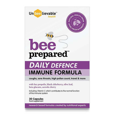 UnBEElievable Health Daily Defence Immune Support 30 Capsules