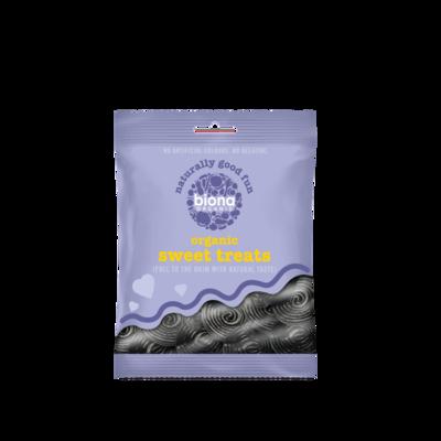 Biona Organic Licorice Spirals 75g