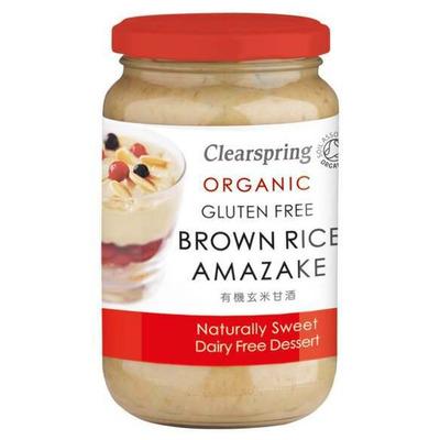 Clearspring Organic Brown Rice Sweet Grains Dessert 380g
