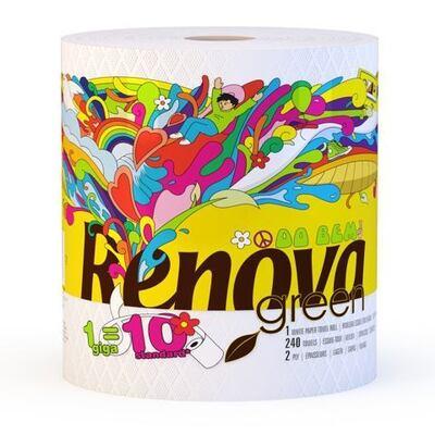 Renova Green 100% Recycled Paper Towel Gigaroll