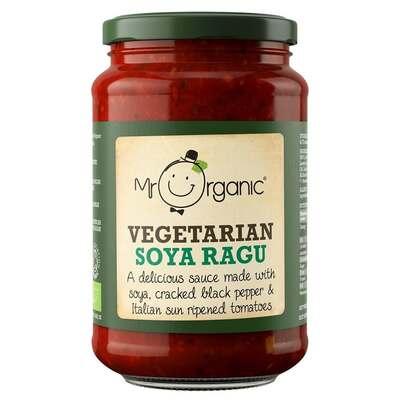 Mr Organic Veg Amore Soya Pasta Sauce 350g