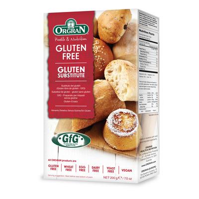 Orgran Gluten Free Gluten Substitute 200g