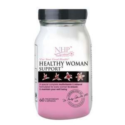 Natural Health Practice Healthy Woman Support 60 Capsules