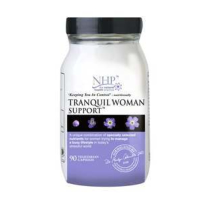 Natural Health Practice Tranquil Woman Support 90 Capsules