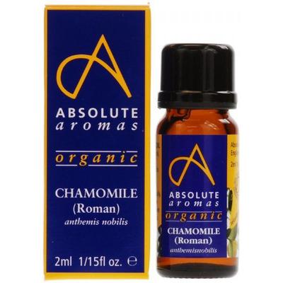 Absolute Aromas Organic Chamomile Roman Oil 2ml