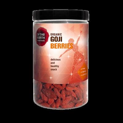Of The Earth Superfoods Organic Goji Berries 150g