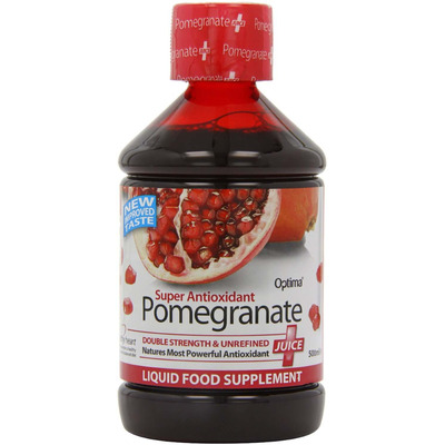 Aloe Pura Super Antioxidant Pomegranate Juice 500ml