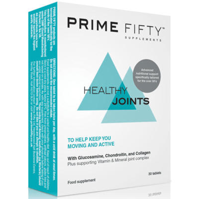 Prime Fifty Healthy Joints 30 Tablets