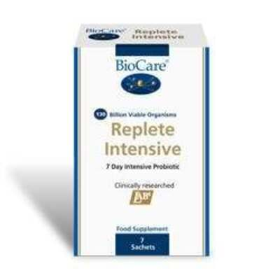 BioCare Replete Intensive 7 Probiotic Sachets